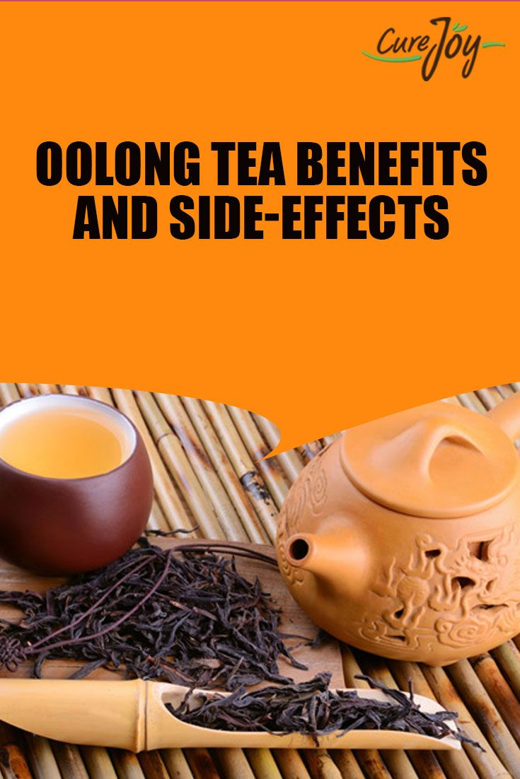 Oolong Tea: Benefits And Side Effects ==>