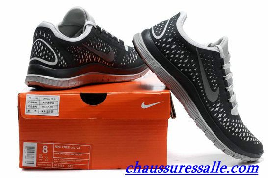Vendre Pas Cher Chaussures Nike Free 3.0V4 Homme H0005 En Ligne.