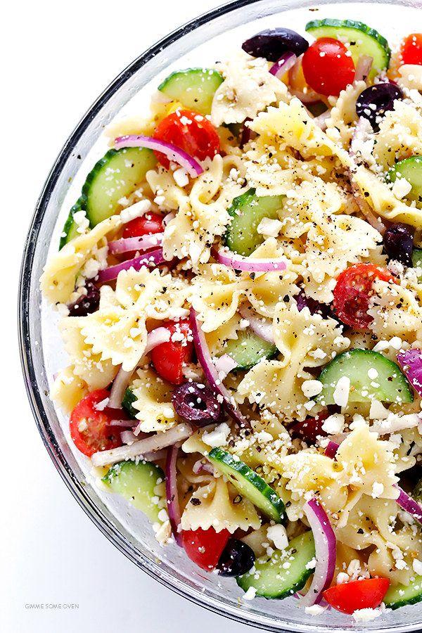 Si vous voulez passer au niveau supérieur, ajoutez à vos légumes des pâtes au blé entier. | 16 idées cool pour améliorer vos déjeuners à emporter