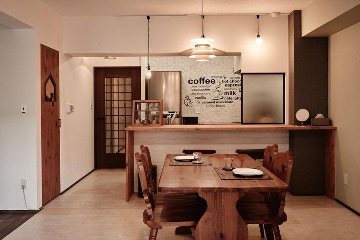 新居を決めるにあたりはじめは戸建てで検討していたものの、訳あって中古マンションのリノベーションをする…