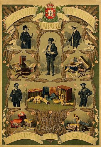1905 Companhia dos Tabacos de Portugal