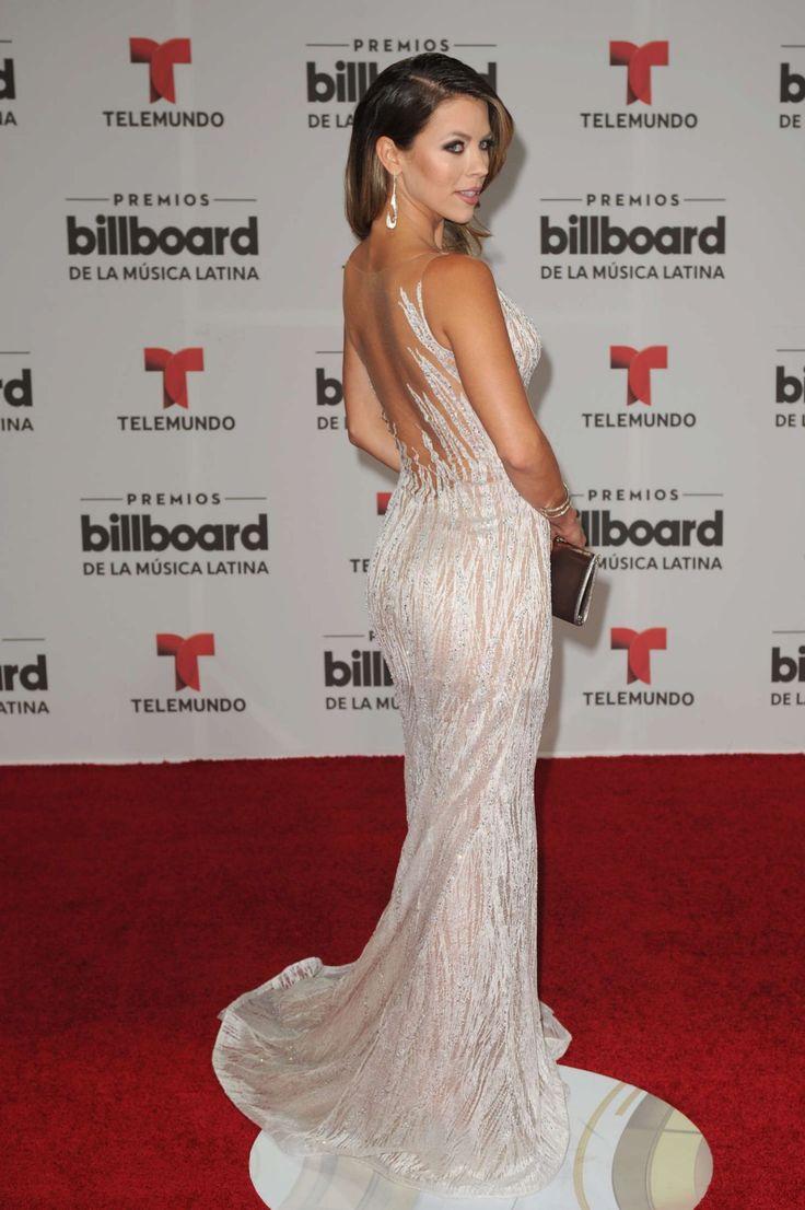 Ximena Duque at the 2016 Billboard Latin Music Awards, Miami (2016)