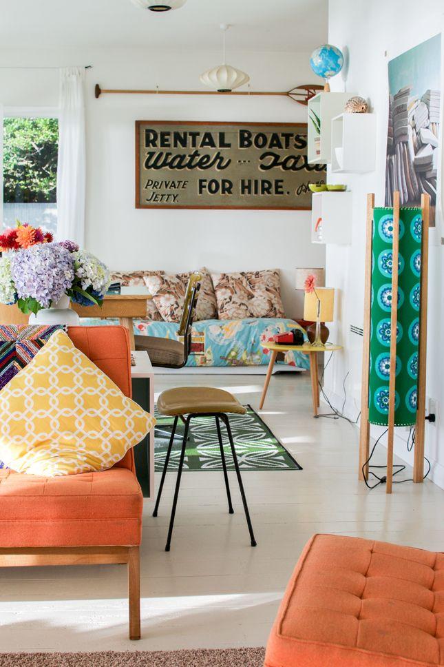 airbnb interior design interior styling retro design design airbnb new zealand airbnb cool office design train tracks
