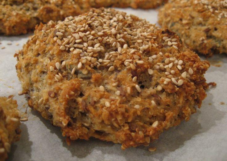 Glutenfrit brød med amarant - FriMad.dk - glutenfri & laktosefri opskrifter