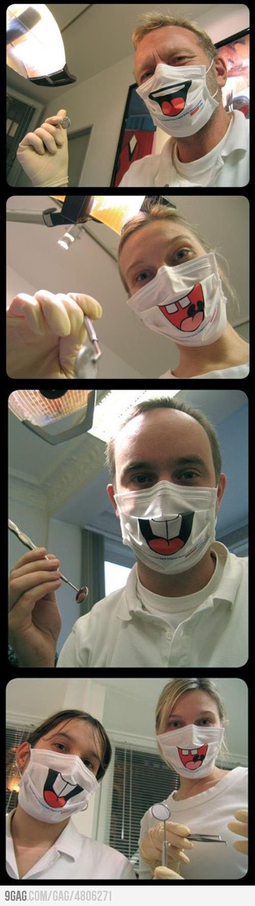 Just some dentists...
