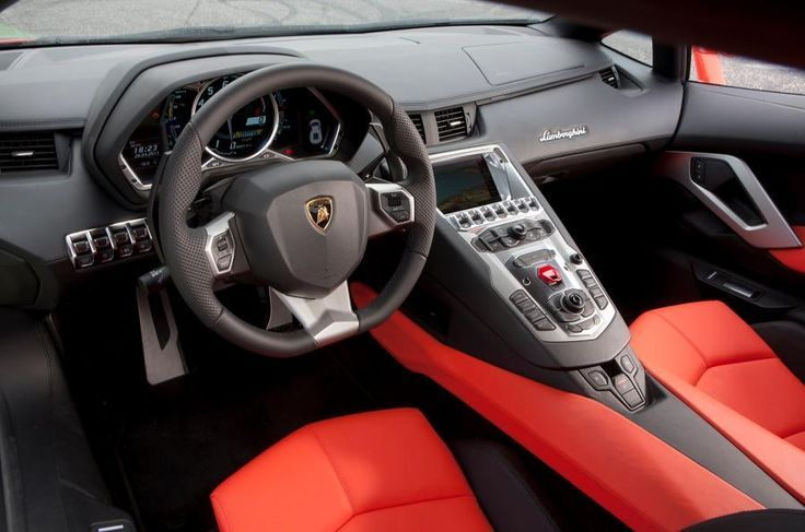 Lamborghini Aventador interior - https://www.luxury.guugles.com/lamborghini-aventador-interior/