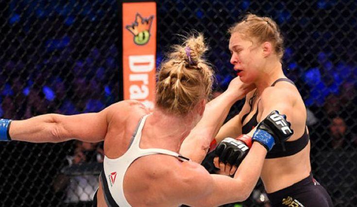 Ronda Rousey Reaparece Tras Perder Y Se Avergüenza De Su Cara #Video