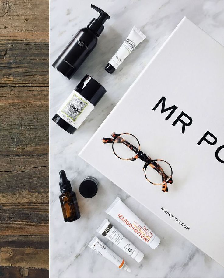 Mr Porter's Grooming Kit