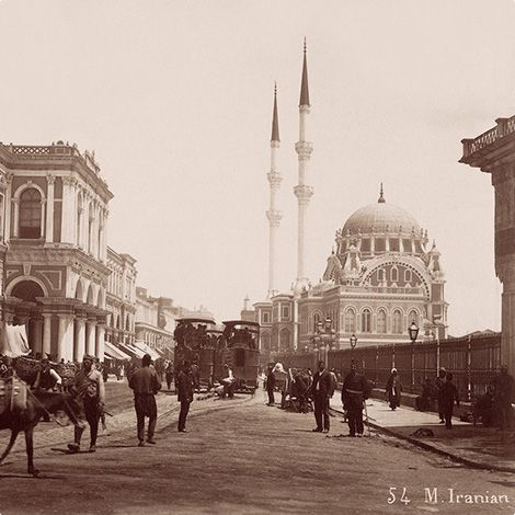 Old İstanbul Photographs Collection