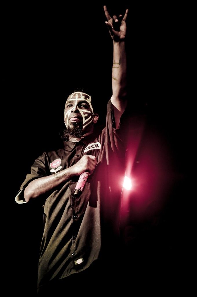 Tech N9ne one of my favorites ever