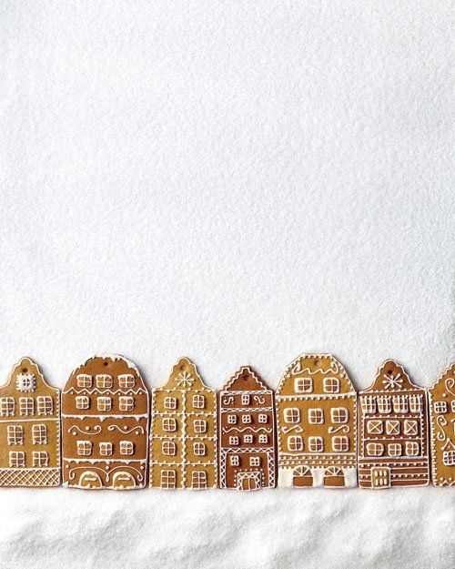 Amsterdam cookie ginger houses