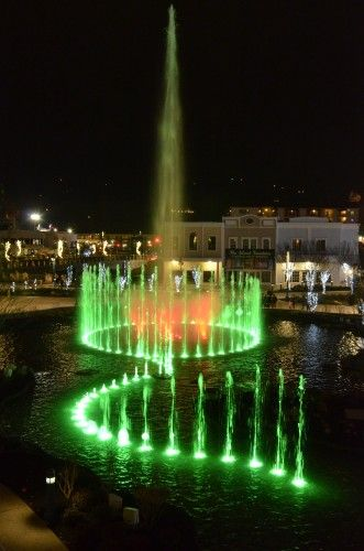 OASE Living Water: The Island In Pigeon Forge
