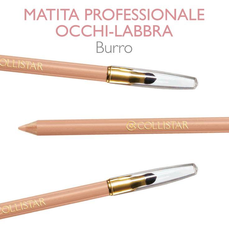 Matita Professionale Occhi-Labbra Burro #Collistar