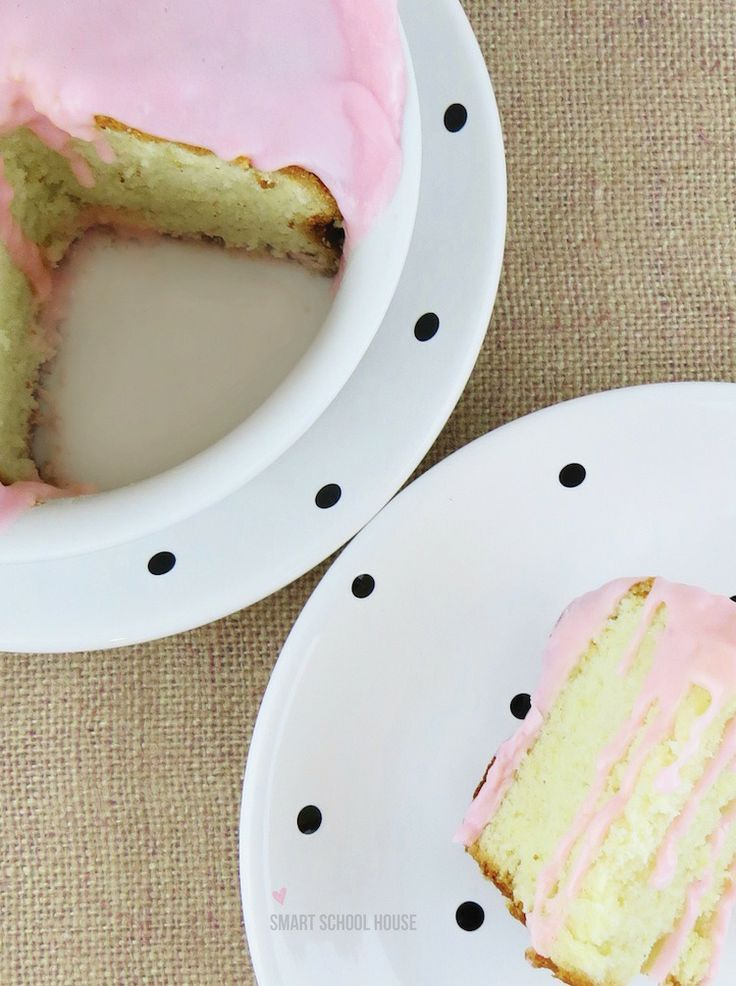 This Pink Lemon Pound Cake is like no other! It's easy to make but your guests will be so impressed with your creative masterpiece.   #cake #dessert