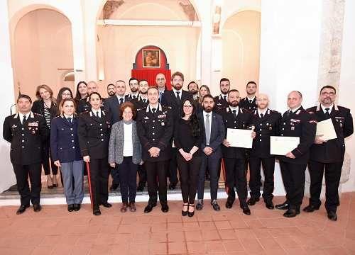 Sicilia: #Corso di #aggiornamento di lingua araba per i carabinieri consegnati gli attestati (link: http://ift.tt/2o4iZKi )