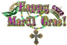 Happy Mardi Gras Clip Art