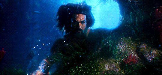 "ericscissorhands: ""Jason Momoa as Arthur Curry / Aquaman in Justice League (2017) "" DC Comics"