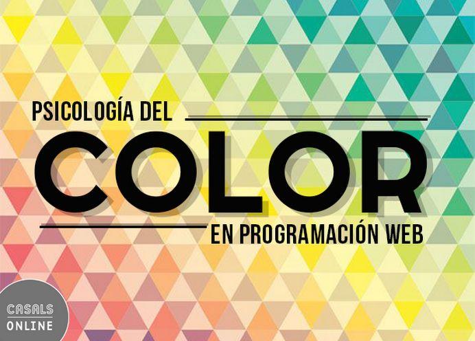 La #programación   #web  se puede regir por la psicología del color, os damos los consejos para saber que color utilizar según tu empresa o página web #empresas   #emprendedores   #webdesign   #diseñoweb   #diseño   #marketingtips   #consejos   #onlinemarketing