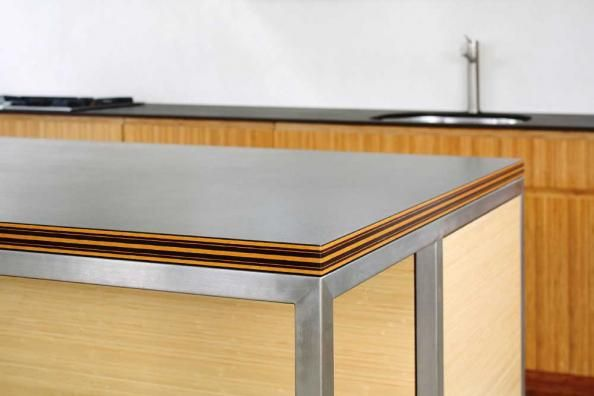 Eco warriors as well as workhorse worktops | Deco - inspiration for eco friendly interiors