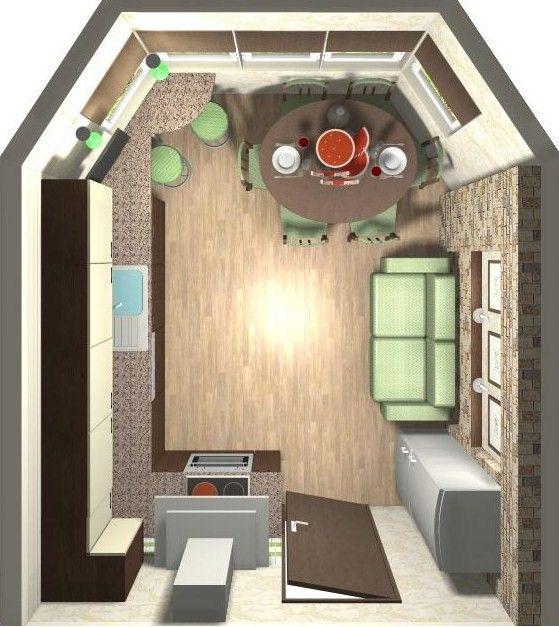 Дизайн - проекты двушки - распашонки П44Т - Солнцево Парк, сайт жителей. Форум…
