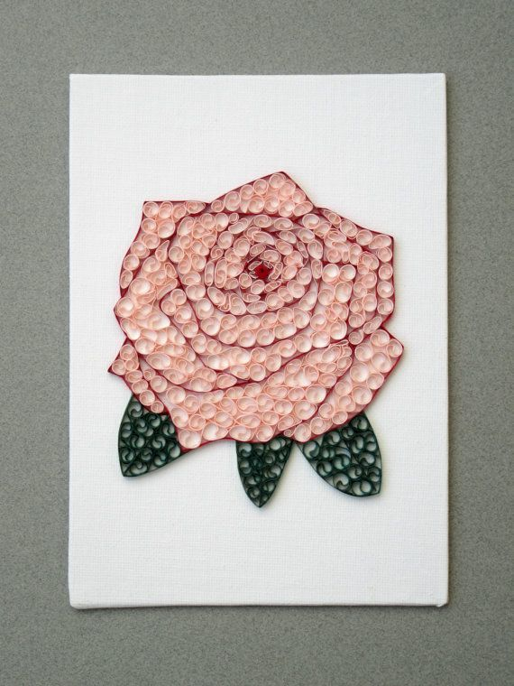 Best 25+ Quilled roses ideas on Pinterest | Quiling paper ...