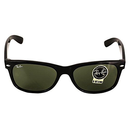 #Style #Accessories Ray-Ban ® RB2132 New #Wayfarer ® sunglasses are a slightly smaller interpretation on the most famous style in sunwear. The iconic Ray-Ban ® W...