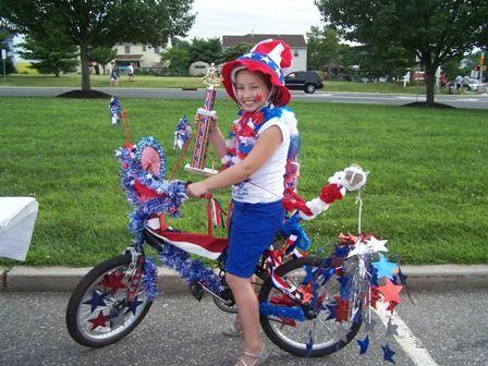 18 best bike decorations images on pinterest bike for Bike decorating ideas