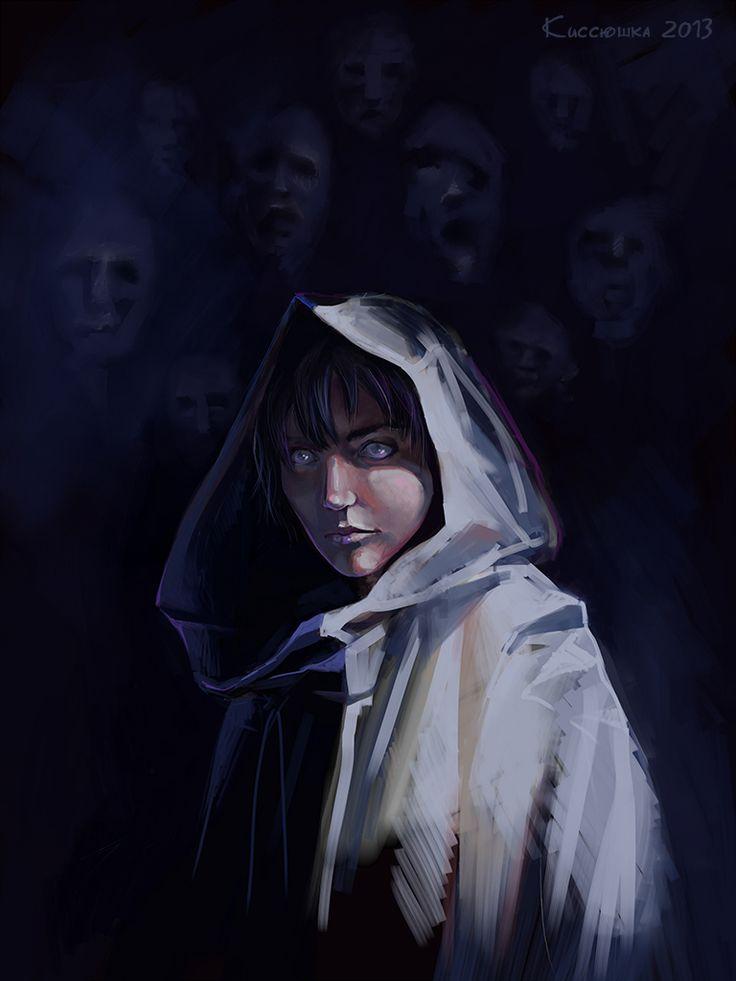 Arya Stark by kissyushka.deviantart.com on @deviantART