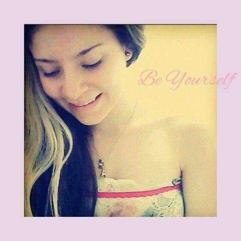 Se tú mismo!!!! Ph:Marcela Giraldo