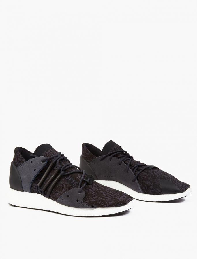 Adidas Originals Black EQT 3/3 F15 PK Sneakers