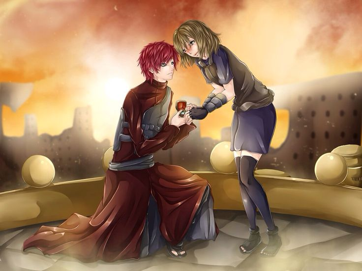 32 best images about Gaara and matsuri ️ on Pinterest | So ...