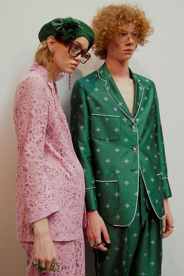 Gucci SS16 Menswear Milan