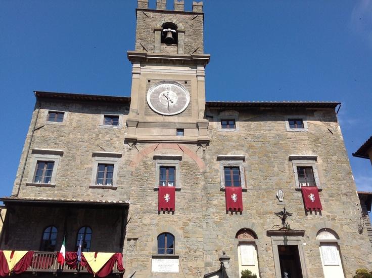 Palazzo del Consiglio Comunale, Cortona, Toscana 07/06/2013 https://www.facebook.com/MyTourTuscanyExperts