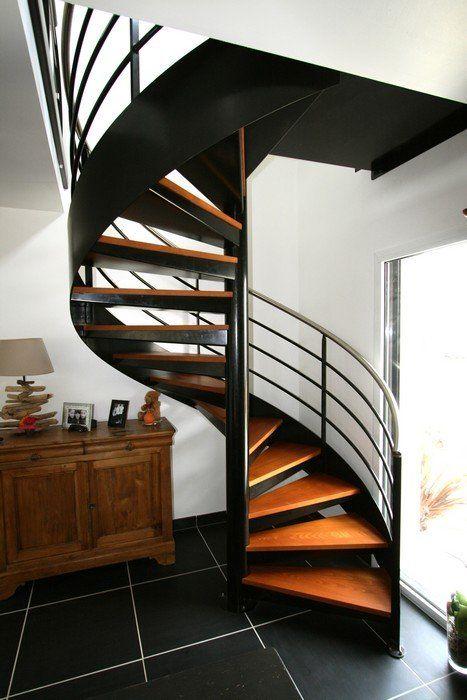 les 12 meilleures images du tableau escalier en colima on ou escalier h licoidal sur pinterest. Black Bedroom Furniture Sets. Home Design Ideas