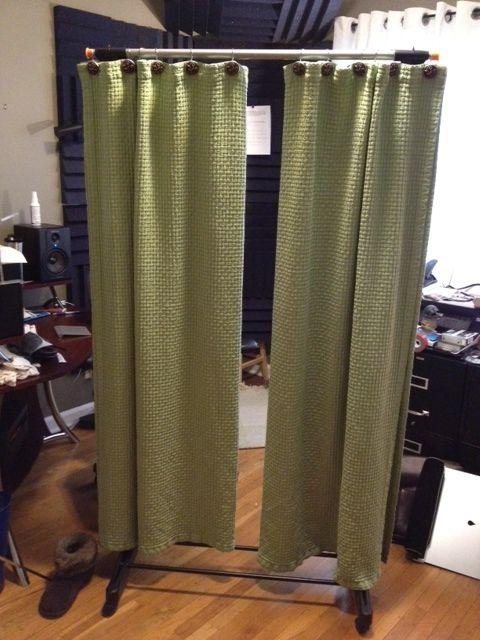 Clothes Rack For Room Divider Room Divider Flickr