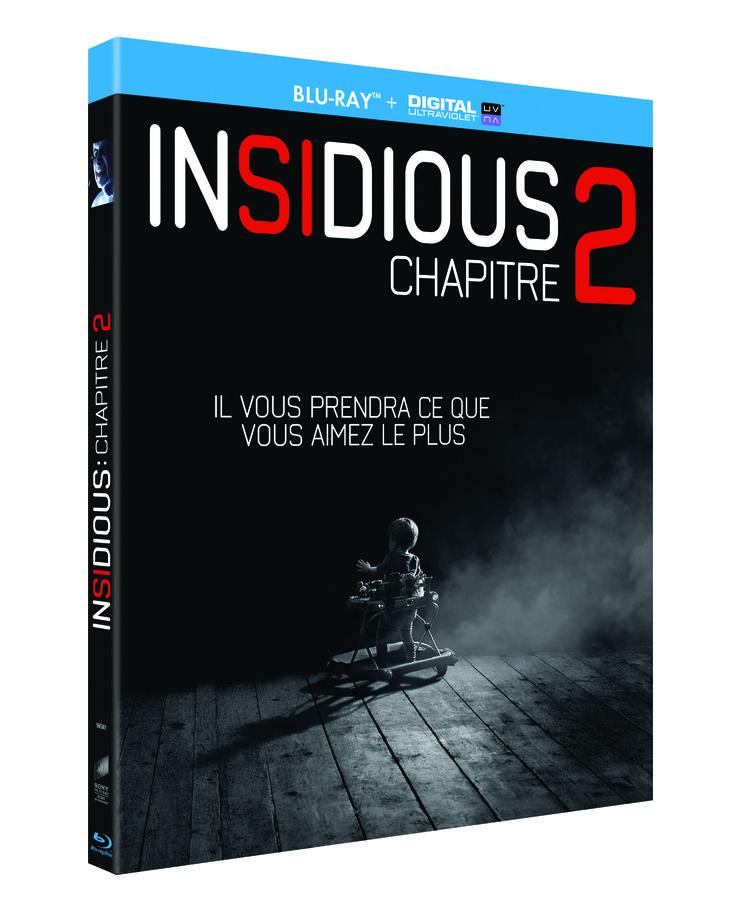 Concours : gagnez des Blu-Ray du film Insidious : Chapitre 2, de James Wan   PublikArt - Le Magazine de la Culture