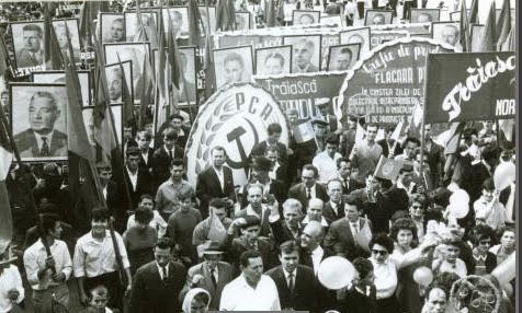 23 de agosto de 1969: manifestación en Bucarest