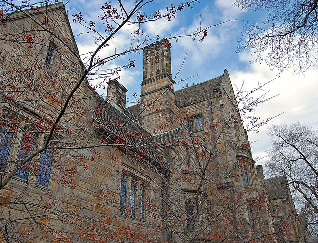 Branford college was again designed by James Gamble Rogers and built in the early 1920s. Rogers based his designs on (shocker) Oxford University. Robert Frost considered Branford to be the most beautiful of the colleges.    But really aren't you curiou Work from home and advertise for us. Great opportunity to make a full time income working part time.