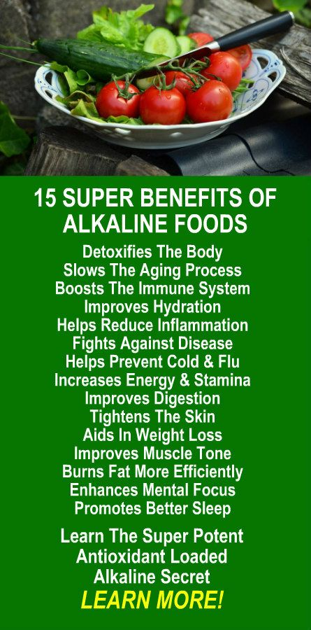 15 Super Benefits of Alkaline Foods. Learn about Zija's potent alkaline rich Moringa based weight loss products that help your body detox, increase energy, burn fat, and lose weight more efficiently. Get our FREE eBook with suggested fitness plan, food di increase energy ideas