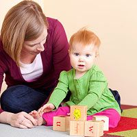 Activities to enhance baby 6-12 months