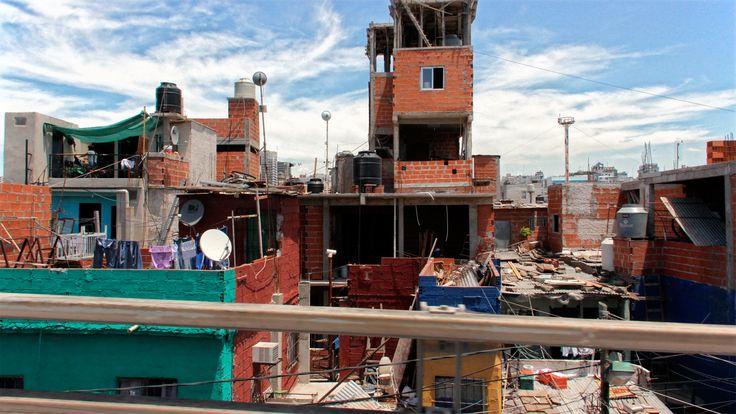 Buenos Aires - Villa 31 Shanty Town