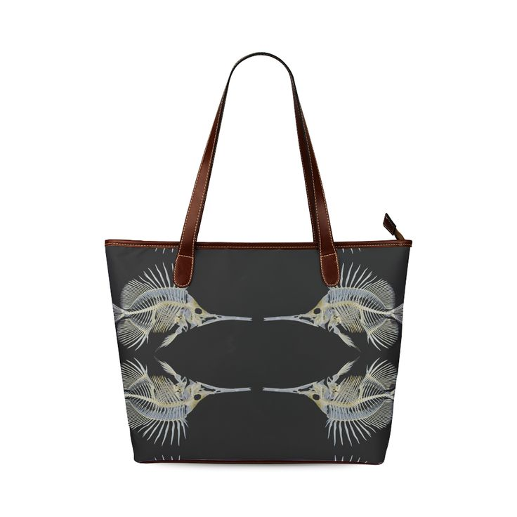 Fish Shoulder Tote Bag (Model 1646) Designed by Krydy $ 40 #ootd #outfitoftheday #lookoftheday #TagsForLikes #TFLers #fashion #fashiongram #style #love #beautiful #currentlywearing #lookbook #wiwt #whatiwore #whatiworetoday #ootdshare #outfit #clothes #wiw #mylook #fashionista #todayimwearing #instastyle #TagsForLikesApp #instafashion #outfitpost #fashionpost #todaysoutfit #fashiondiaries #cristinaguggeri #krydy #sneakerfreak #sneakerporn #shoeporn #fashion #swag #instagood #fresh…