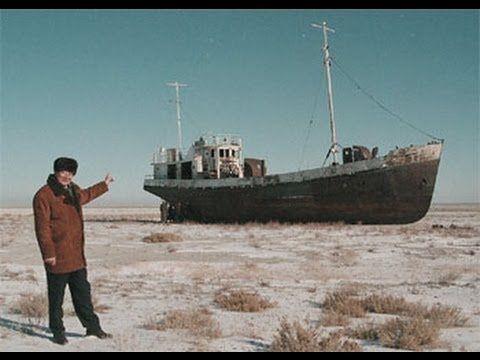 MAR DE ARAL: LA DESAPARICIÓN - YouTube