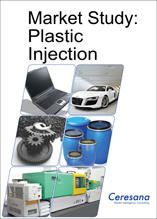 Ceresana publishes now a study on the world market for plastics for #injection molding