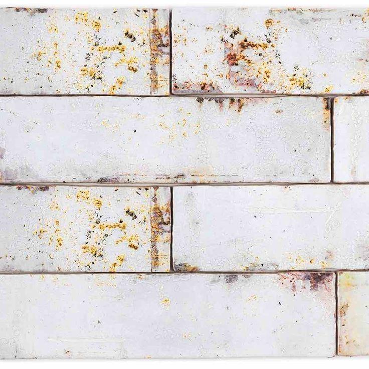 Vintage Subway Tile Rust 3 x 12