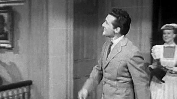 """One Step Beyond is an American anthology series created by Merwin Gerard that ran for three seasons on ABC from January 1959 to July 1961. The show was hosted by John Newland, """"your guide to the supernatural."""" Each episode was a thirty-minute docudrama that explored some paranormal event or situation that defied """"logical"""" explanation."""