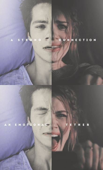 Teen Wolf Season 3. Stiles And Lydia
