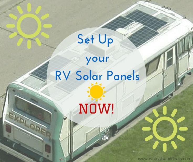 rv solar panels 2.0