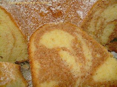 Συννεφιασμένο κέικ κανέλας με ελαιόλαδο – Κρήτη: Γαστρονομικός Περίπλους