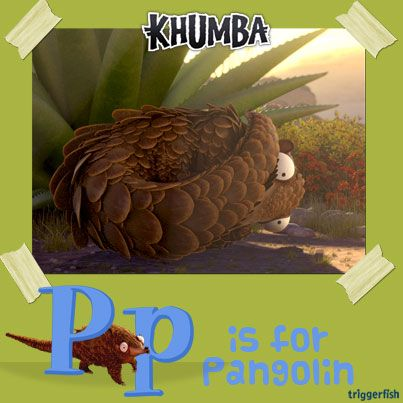 Pangolins are scaly nocturnal critters… erm creatures. That means they are awake at night, and sleep their days away curled up in a tight ball.  A-Z app for smatphones and tablets!! #funwhilelearning